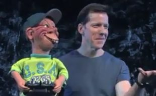 Jeff Dunham and Bubba J talk about Drones