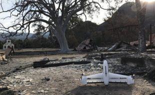 Quantix Assesses Woolsey Wildfire Damage