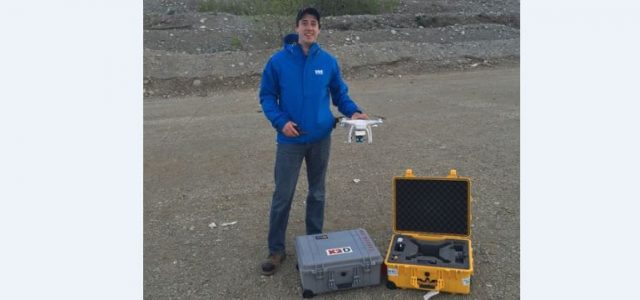Alaskan Drones to Deliver Medical Supplies