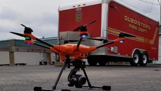 Drone At Work: Duboistown Fire & EMS