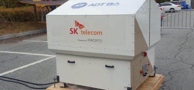 "Percepto's Autonomous ""Drone-In-A-Box"" Flies On 5G"