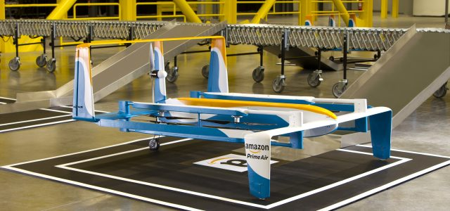 Amazon's Prime Air Delivery