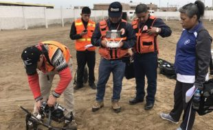Medical Cargo Drones Training
