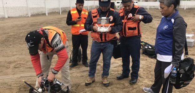 Medical Cargo Drones Training