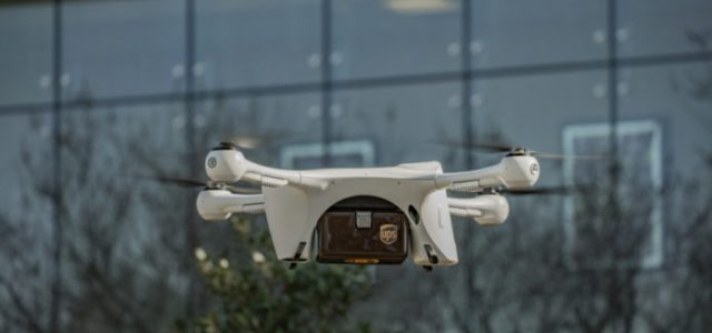 UPS Flight Foward Drone Delivery