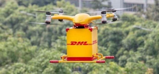 DHL & EHang Join Forces