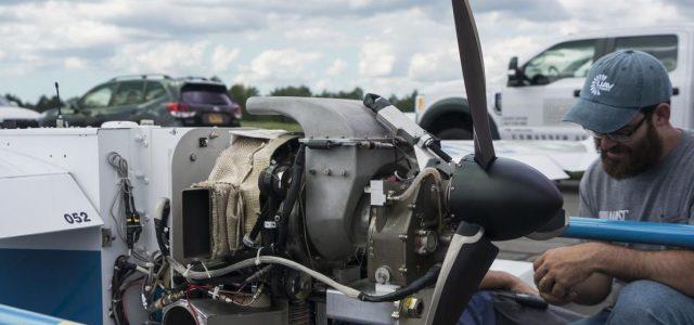 Monarch 5 Engine Takes Flight