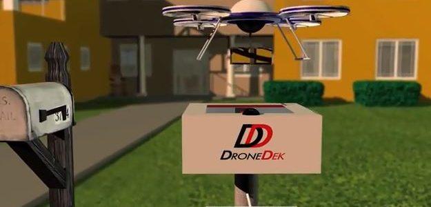 DroneDek: Mailbox on Steroids