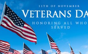 Thanking All Veterans