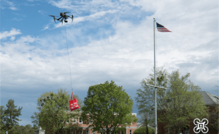 UAVs Help Medical Professionals