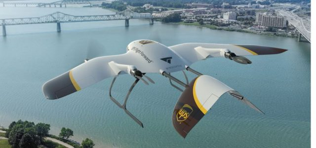 UPS & Wingcopter Collaboration