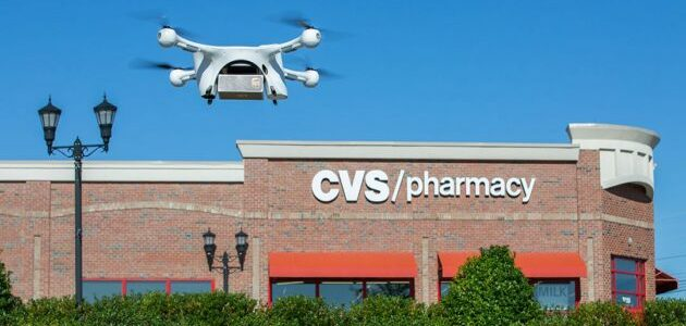 Drone Delivers Prescriptions to Florida Retirees