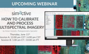 Calibrate & Process Multispectral Imagery