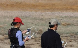 Drones For Conservation