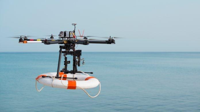 life saver drone