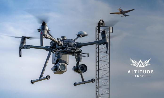 Arrow Drone Zone Corridor Altitude Angel